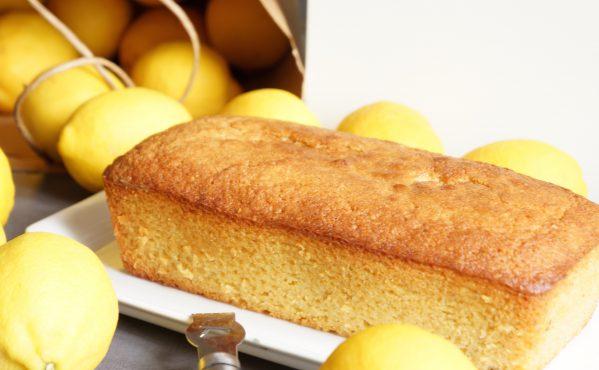 Quatre-quart revisité citrons amandes - Marcel en Cuisine
