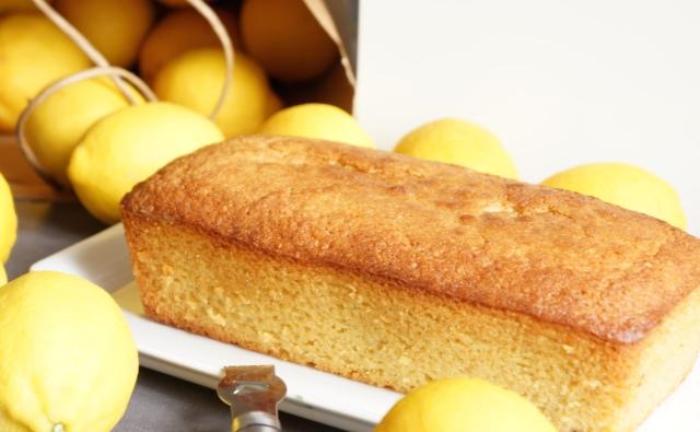 Le quatre-quart citron-amandes de MaRCel en CuiSinE