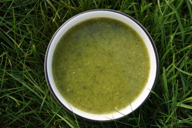 Soupe ultra vitaminée au chou kale - Marcel en Cuisine