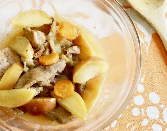 Sauté de dinde pour les marmots - Marcel en Cuisine